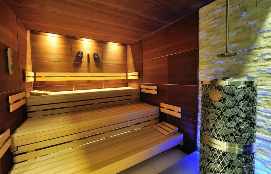Sauna BLOCK Hotel & Living