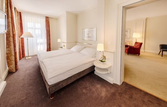 Suite Welcome Hotel Residenzschloss