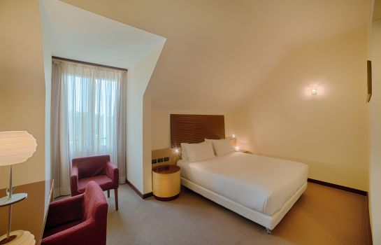 Double room (standard) NH Milano 2