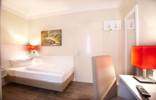 Single room (standard) Hotel Ostseehalle Kiel by Premiere Classe