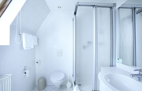 Bagno in camera Hotel City Kiel by Premiere Classe