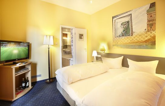 Double room (standard) Hotel City Kiel by Premiere Classe