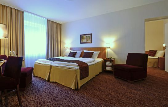 Chambre Comfort Hotel tom Kyle