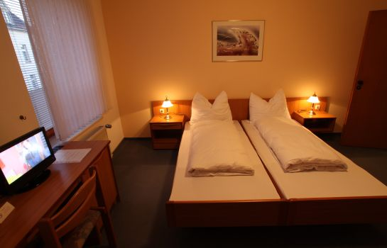 Double room (standard) Weiße Taube