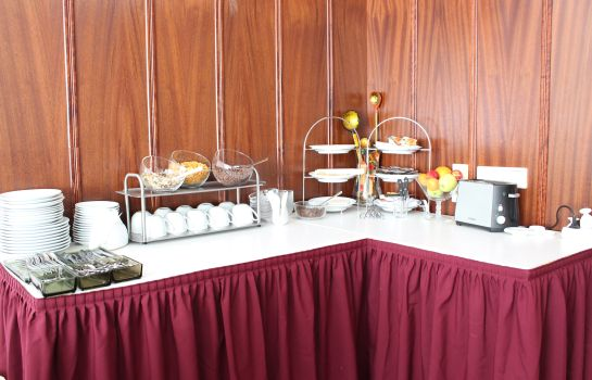 Breakfast buffet Novalis