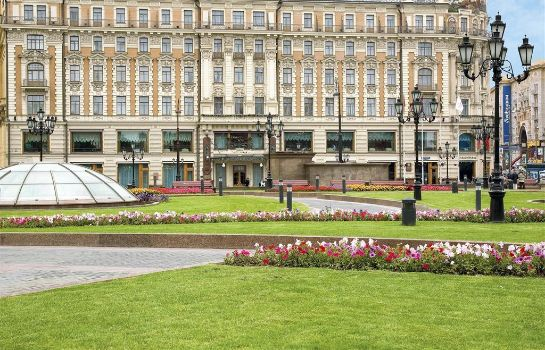 Exterior view Moscow  a Luxury Collection Hotel Hotel National