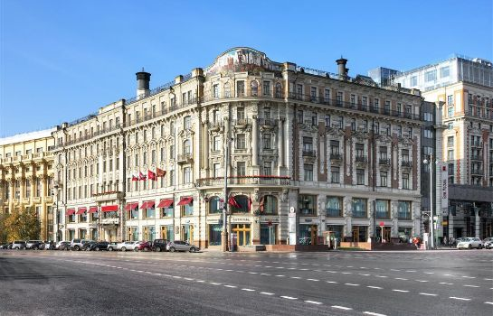 Vista exterior Moscow  a Luxury Collection Hotel Hotel National