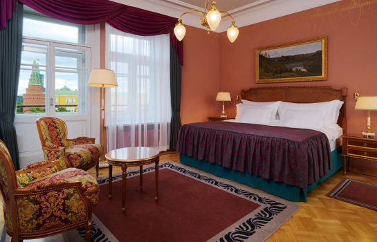 Junior suite Moscow  a Luxury Collection Hotel Hotel National