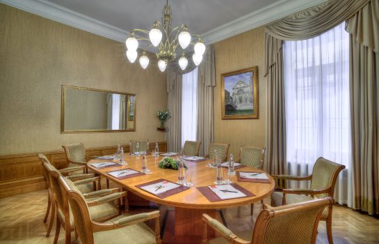 Sala de reuniones Moscow  a Luxury Collection Hotel Hotel National