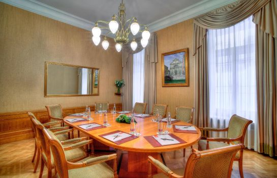 Tagungsraum Hotel National a Luxury Collection Hotel Moscow