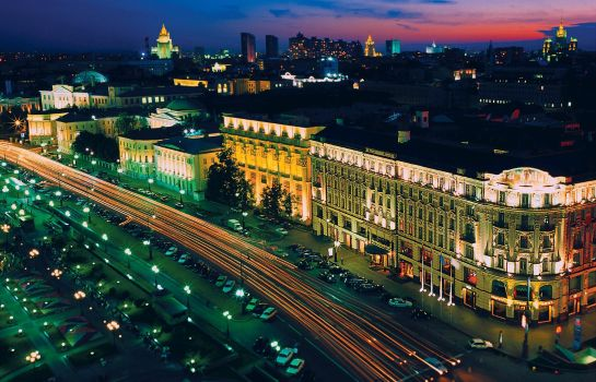 Information Moscow  a Luxury Collection Hotel Hotel National