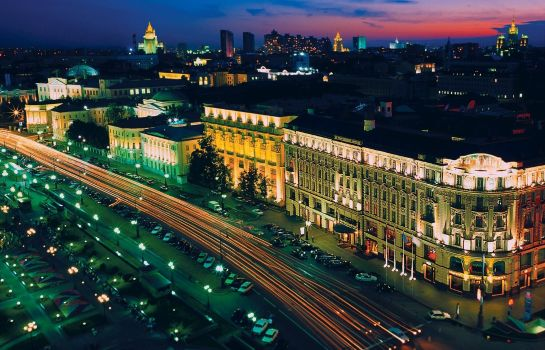 Info Moscow  a Luxury Collection Hotel Hotel National