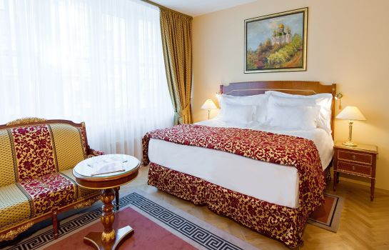 Double room (standard) Moscow  a Luxury Collection Hotel Hotel National