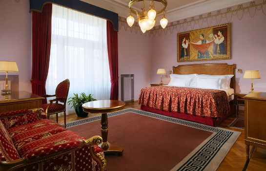 Doppelzimmer Komfort Hotel National a Luxury Collection Hotel Moscow