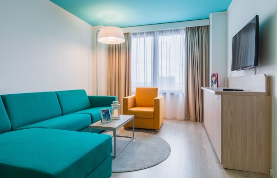Junior suite PARK INN PRIBALTIYSKAYA ST PETE