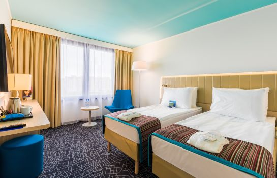 Double room (superior) PARK INN PRIBALTIYSKAYA ST PETE