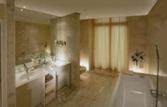 Bagno in camera Beau-Rivage Palace
