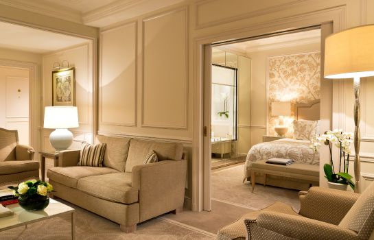 Suite Beau-Rivage Palace