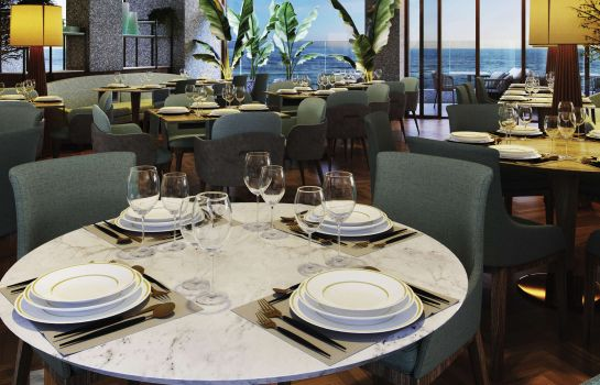 Restaurant Fairmont Copacabana