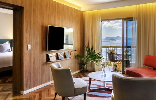 Suite Fairmont Copacabana