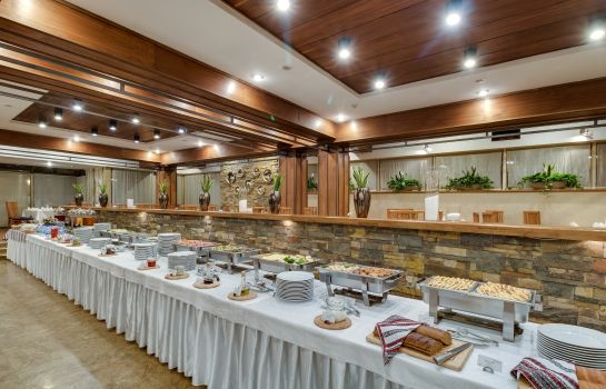 Breakfast buffet Lybid Лыбидь