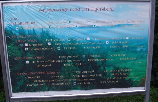 Information Am Wald