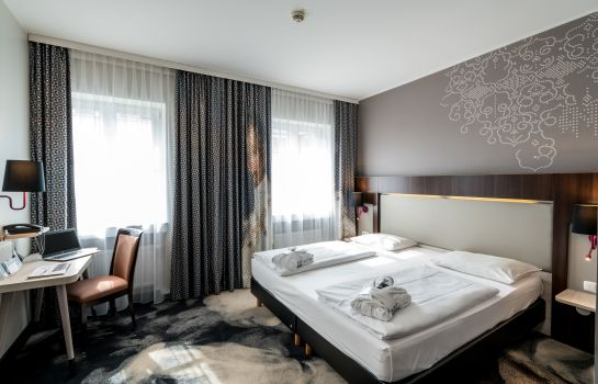 Double room (superior) Mercure Hotel Muenchen am Olympiapark