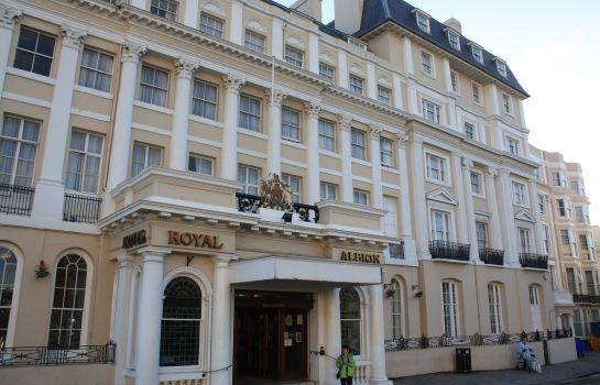 Photo Royal Albion Britannia Hotel