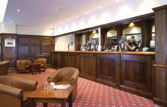 Bar del hotel Best Western Rockingham Forest