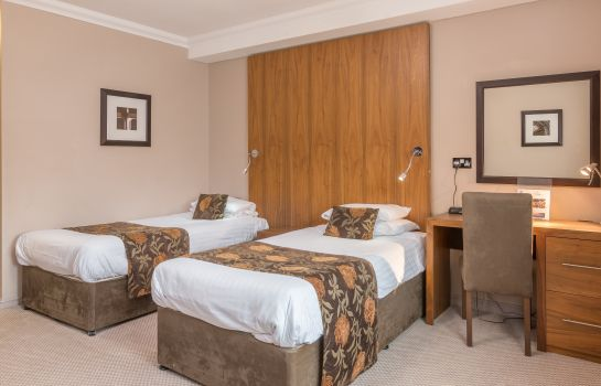 Chambre double (standard) Best Western Rockingham Forest