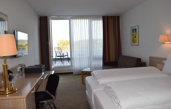 Junior Suite The Rilano Hotel Deggendorf