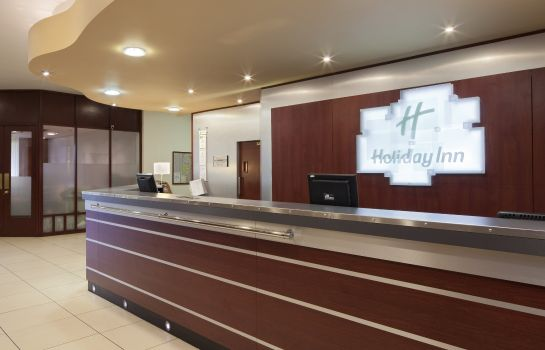 Vestíbulo del hotel Holiday Inn TELFORD - IRONBRIDGE