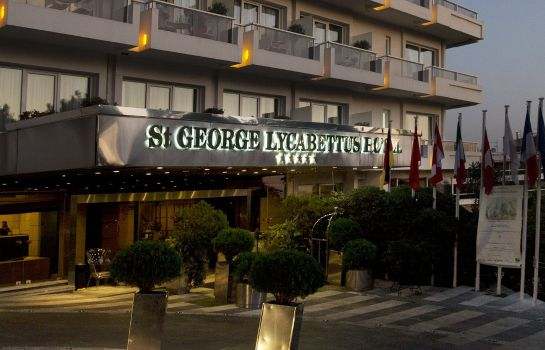 Exterior view St. George Lycabettus Lifestyle Boutique Hotel