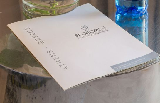 Information St. George Lycabettus Lifestyle Boutique Hotel