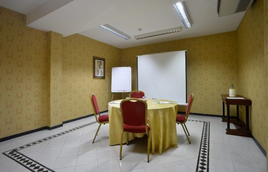 Meeting room Zanhotel Europa