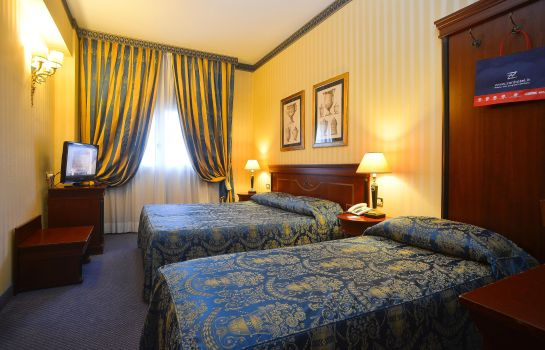 Triple room Zanhotel Europa