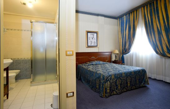 Single room (standard) Zanhotel Europa