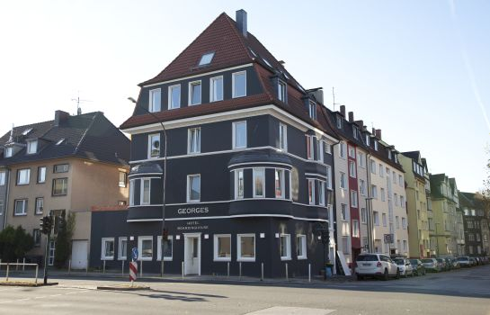 Außenansicht Boutique Hotel & Boardinghouse Georges