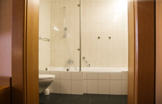 Bagno in camera Hotel Waldlust B&B