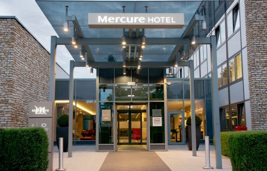 Exterior view Hotel Mercure Gdansk Posejdon