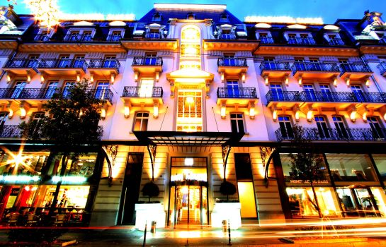 Bild Grand Hotel Suisse Majestic Autograph Collection