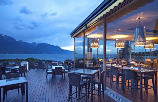 Terrasse Grand Hotel Suisse Majestic Autograph Collection