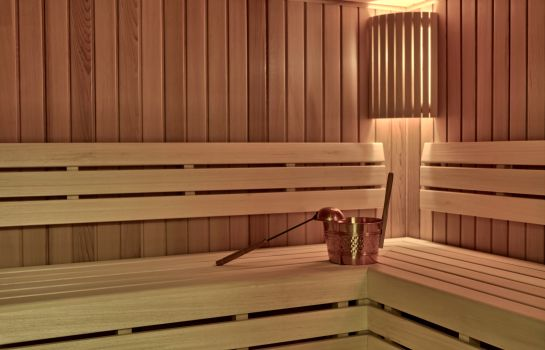 Sauna Grand Hotel Suisse Majestic Autograph Collection