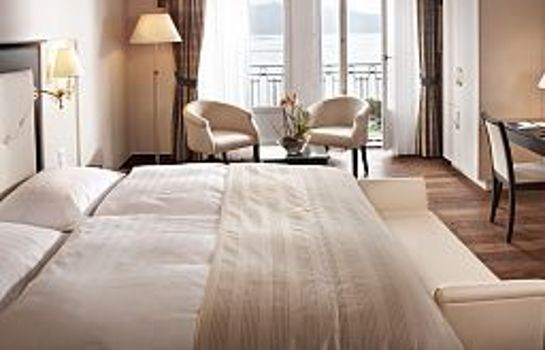 Zimmer Grand Hotel Suisse Majestic Autograph Collection