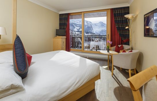 Junior Suite Beausite Park Hotel Wengen