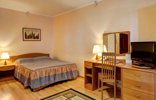 Chambre individuelle (standard) Volga Apart Hotel