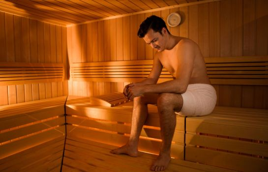 Sauna Best Western Plus Atrium