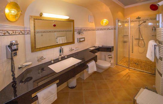 Bathroom Schloss Hotel Wasserburg