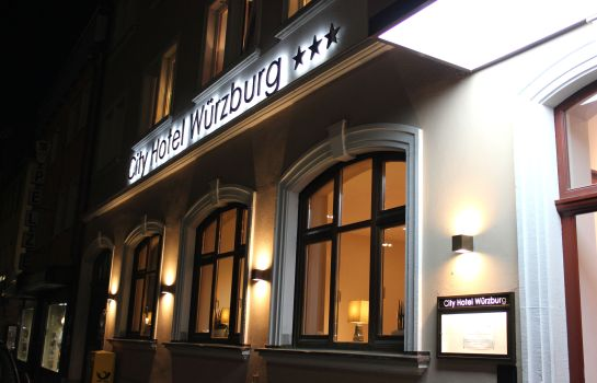 Picture City Hotel Würzburg