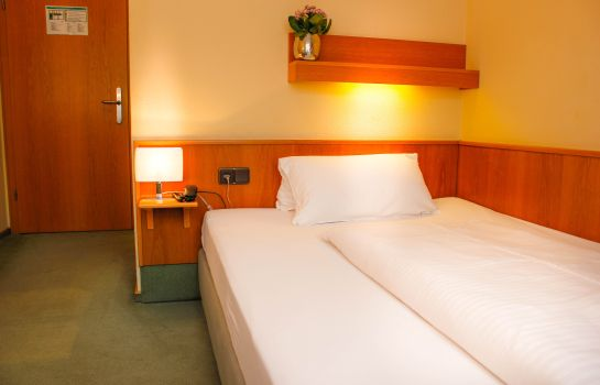 Single room (superior) City Hotel Würzburg